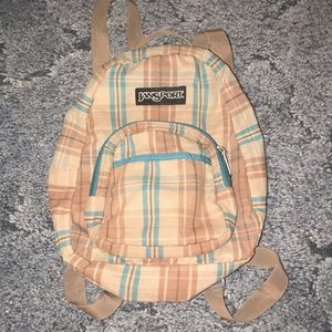 Jansport mini backpack